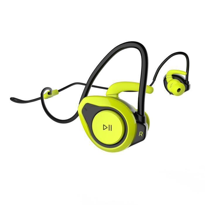 無線藍牙耳機ONear 500 - 黃色
