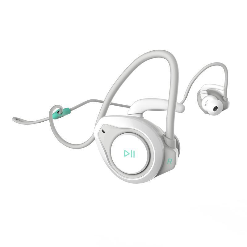 """Belaidės ausinės ONear 500, veikiančios per """"Bluetooth"""" - baltos"""