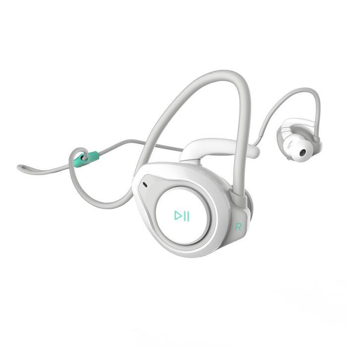 Ecouteurs Running sans fil ONear 500 Bluetooth Blancs - 1286484