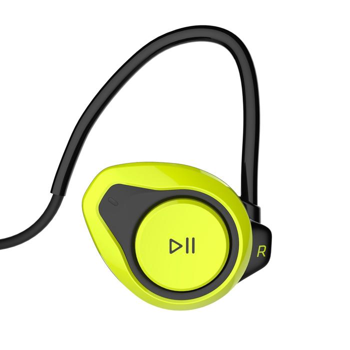 Ecouteurs Running sans fil ONear 500 Bluetooth Blancs - 1286487