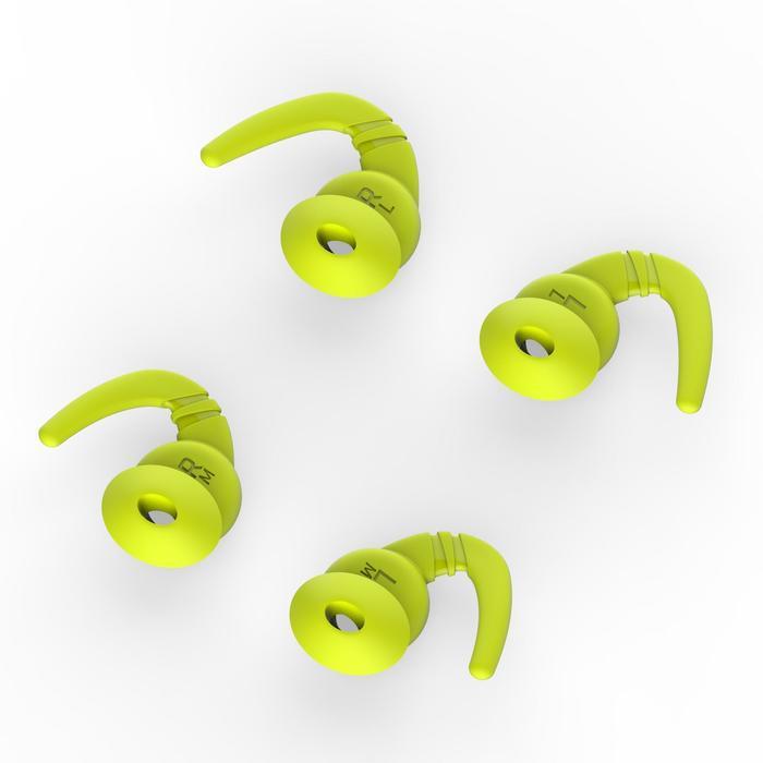 Draadloze oortjes voor hardlopen ONear 500 bluetooth geel
