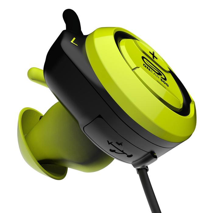 Ecouteurs Running sans fil ONear 500 Bluetooth Blancs - 1286490