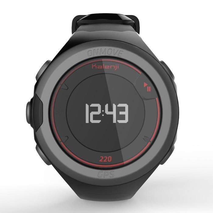 Montre GPS de running ONMOVE 220 NOIRE ET - 1286512