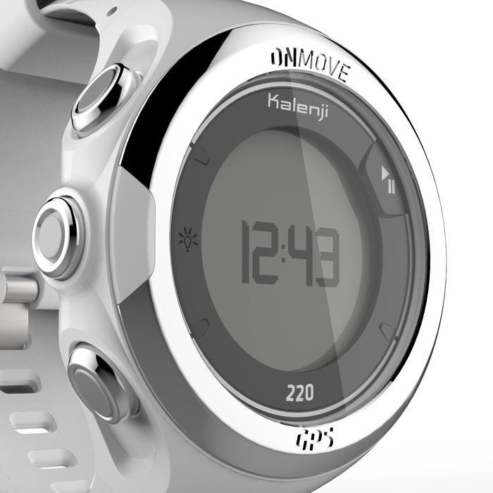 Montre GPS de running ONMOVE 220 NOIRE ET - 1286513
