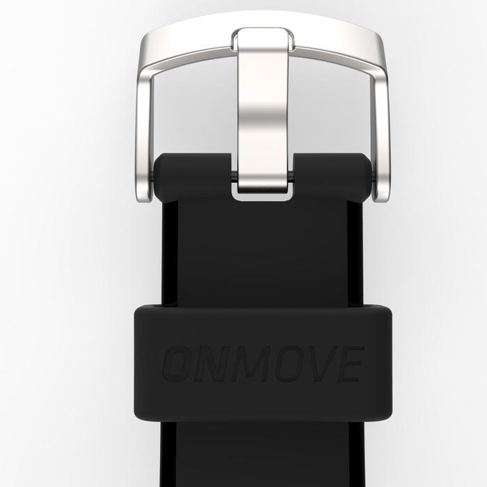 Montre GPS de running ONMOVE 220 NOIRE ET - 1286514