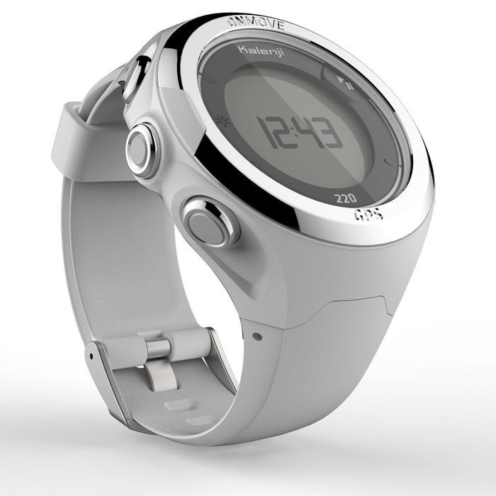 Reloj GPS de running ONMOVE 220 BLANCO