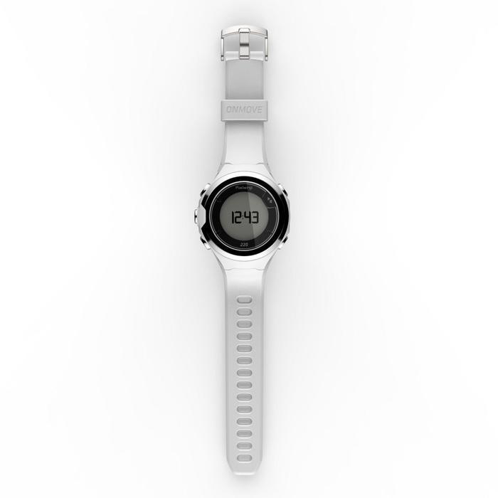 Montre GPS de running ONMOVE 220 NOIRE ET - 1286520