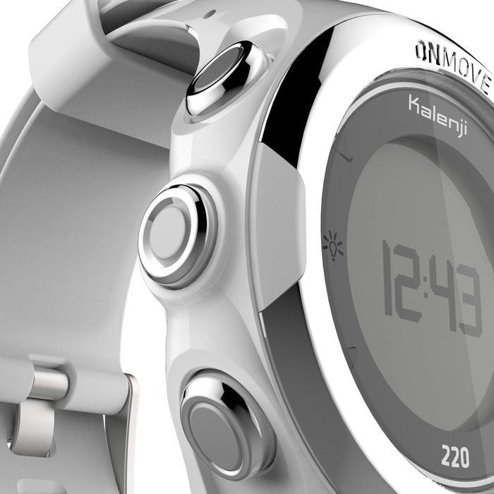 Montre GPS de running ONMOVE 220 NOIRE ET - 1286521