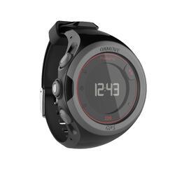 GPS跑步運動錶ONMOVE 220 - 黑色與紅色