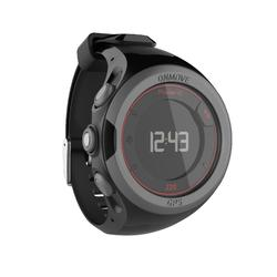 ONMOVE 220 GPS running watch - BLACK AND RED