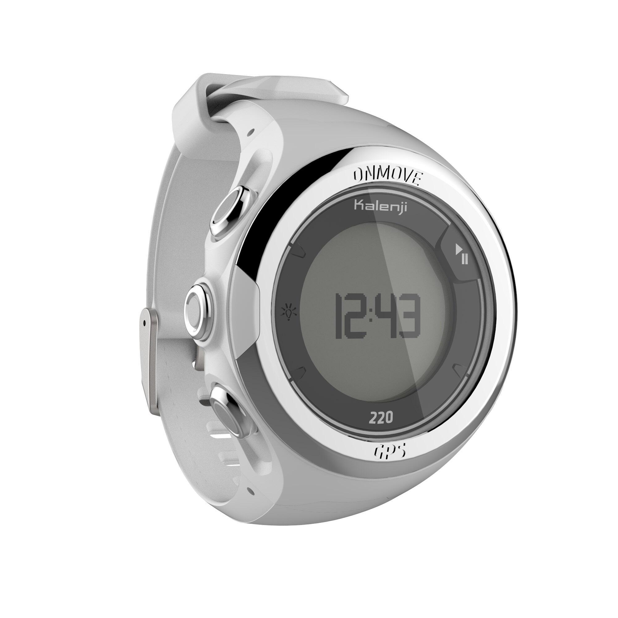Kalenji GPS-horloge voor hardlopen ONmove 220
