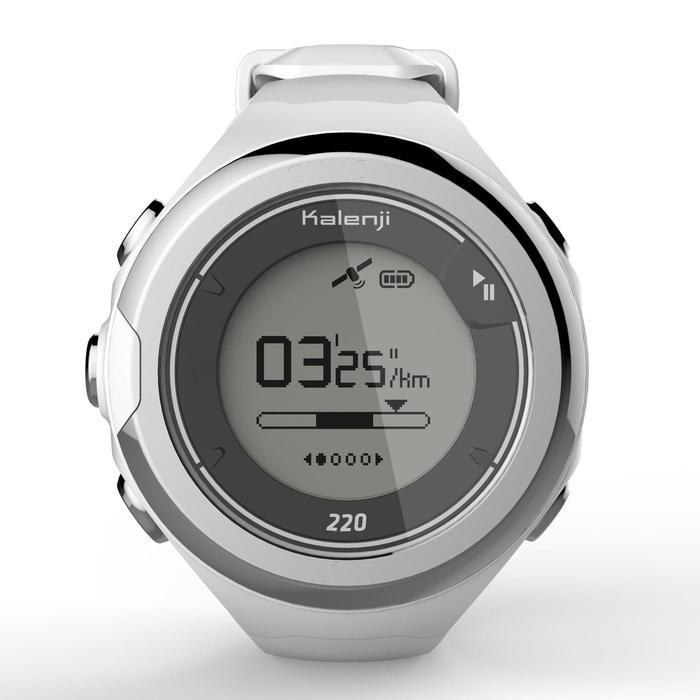 Montre GPS de running ONMOVE 220 NOIRE ET - 1286527