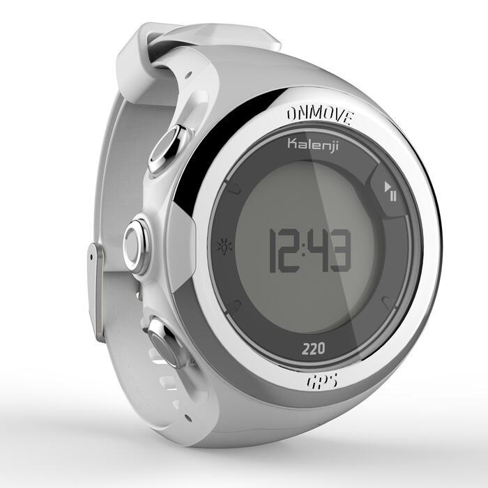Montre GPS de running ONMOVE 220 NOIRE ET - 1286529