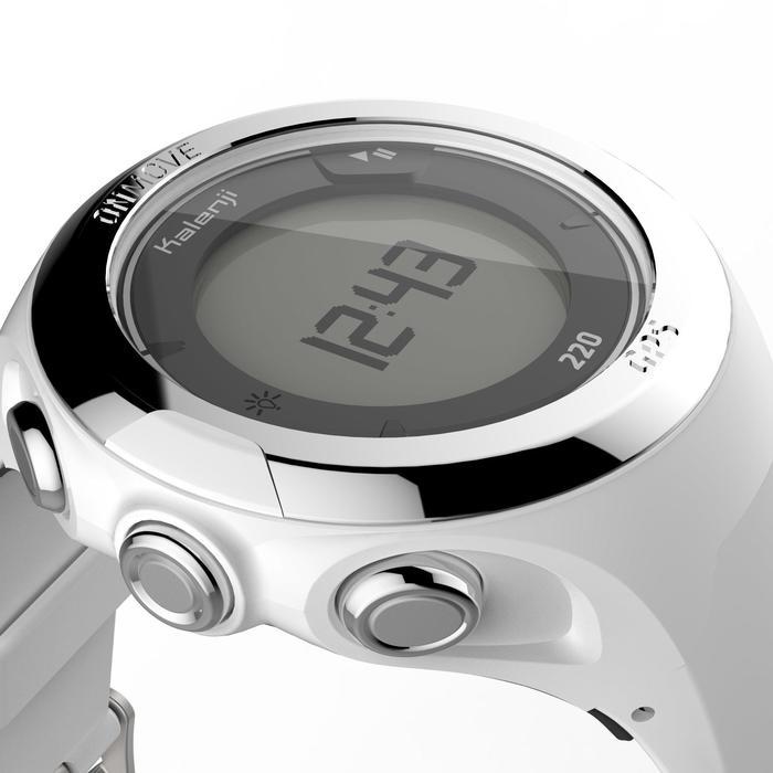 Montre GPS de running ONMOVE 220 NOIRE ET - 1286534