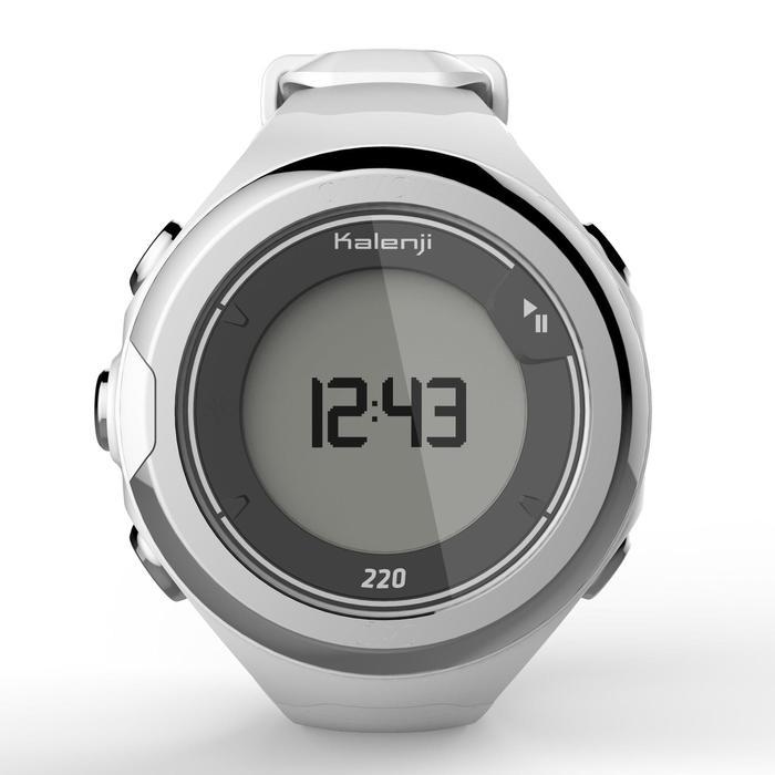 Montre GPS de running ONMOVE 220 NOIRE ET - 1286538