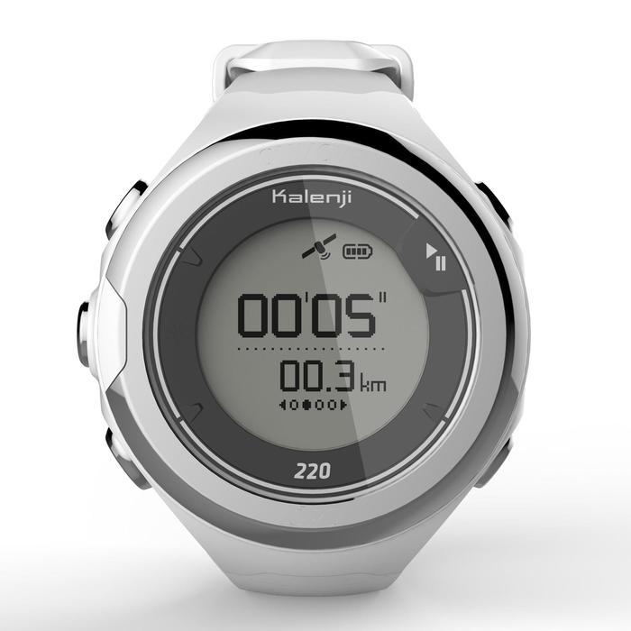 Montre GPS de running ONMOVE 220 NOIRE ET - 1286540