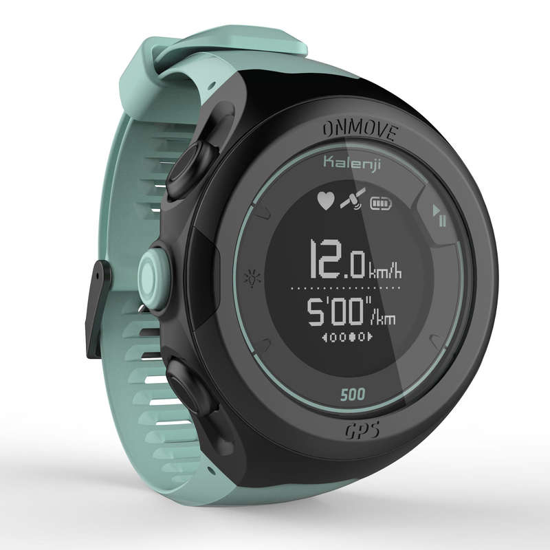 CEASURI GPS ALERGARE Triatlon - Ceas GPS cardio ONmove 500 KIPRUN - Echipament Triatlon