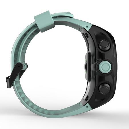 ONmove 500 GPS running watch and wrist heart rate monitor - sea green