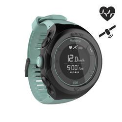Gps-horloge voor running en hartslagmeting aan de pols ONmove 500