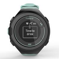"""""""ONmove 500"""" GPS bėgimo laikrodis ir pulso matuoklis – žalias"""