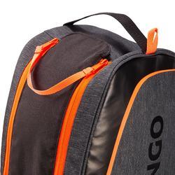 網球拍包100 S-灰橘配色