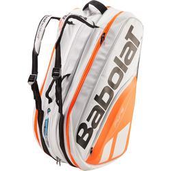 Sporttas rackets Babolat Pure Strike wit 12R