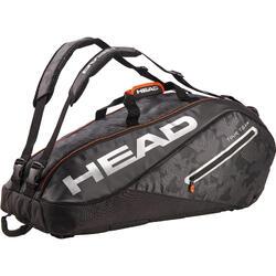 Tennistasche Schlägertasche Head Tour Team Supercombi schwarz