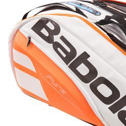 Tennistasche Pure Strike Sporttasche für 12 Schläger weiß