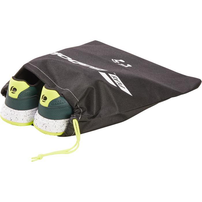 Tas voor racketsporten Babolat Team blauw geel 9R