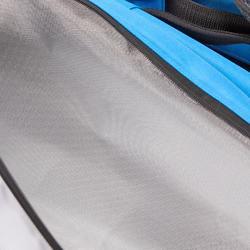 Tennistasche Pure 9 Schläger blau