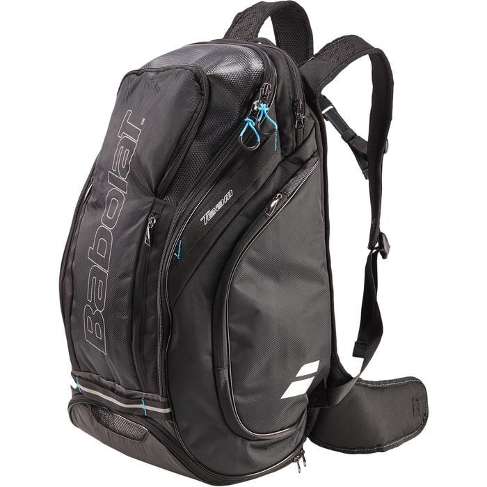 Rugzak voor racketsporten Babolat Backpack Maxi zwart