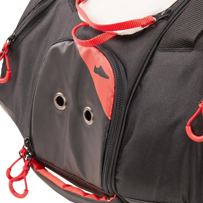d982dc8b047 Tas voor racketsporten Artengo LB 960 zwart wit rood   artengo
