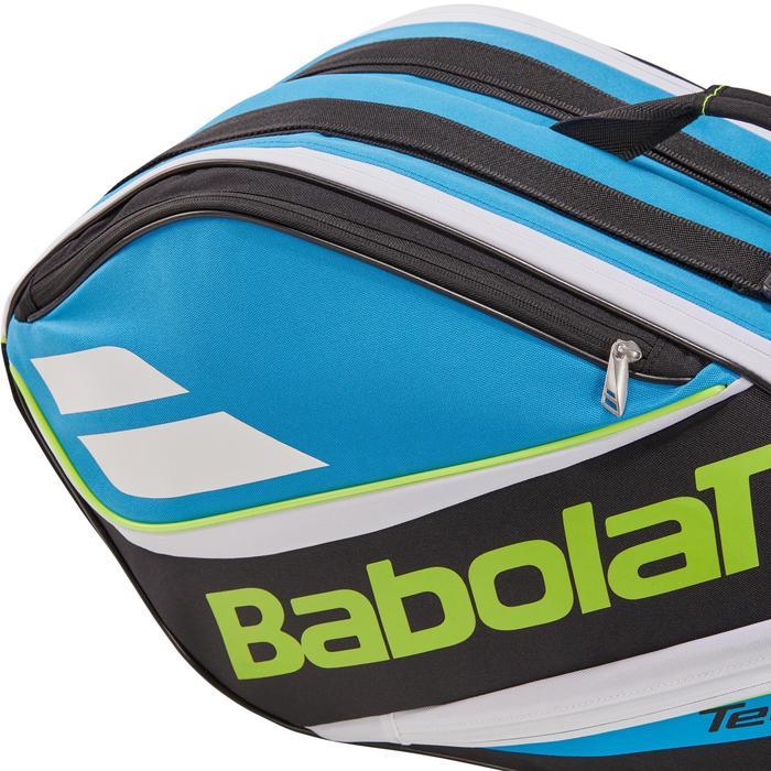 SAC SPORTS DE RAQUETTES BABOLAT TEAM BLEU JAUNE 9R - 1286704