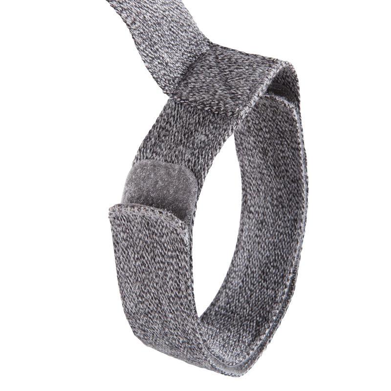 Adjustable Mat Strap - Mottled Grey