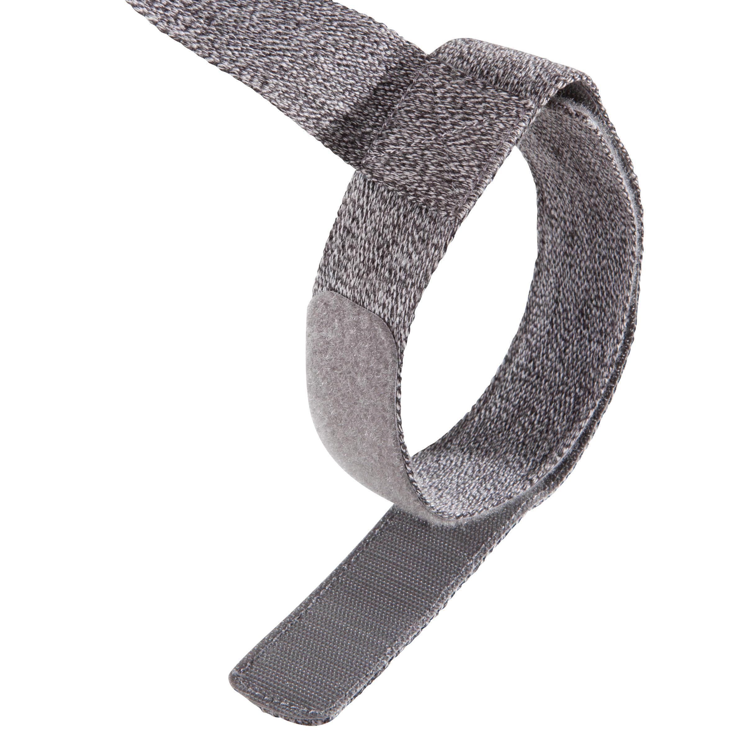 Adjustable Yoga Strap - Mottled Grey