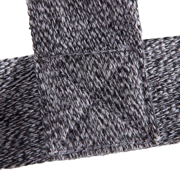 Verstelbare riem voor matje gemêleerd grijs