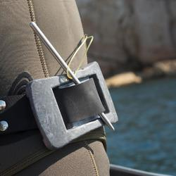 Accroche-poisson fil de chasse sous-marine en inox SPF 500