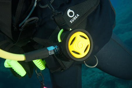 SCD octopus holder buckle for SCUBA diving