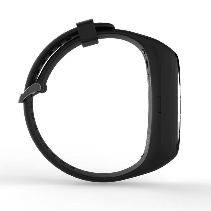 Activitytracker voor wandelen ONCOACH 900 zwart