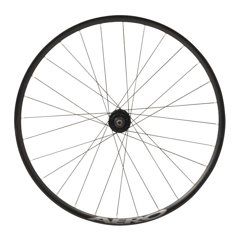 WHEELS HYBRID BIKE Cycling - Riverside Disc Front Bike Wheel - 28