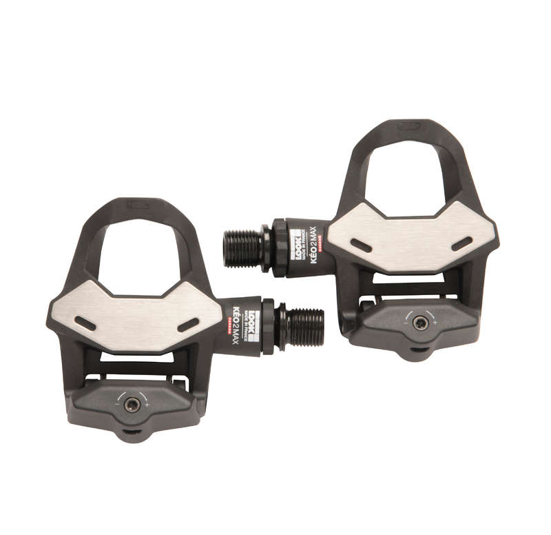 BIKE PEDALS Cycling - Keo 2 Max Carbon Road Pedals LOOK CYCLE - Bike Parts