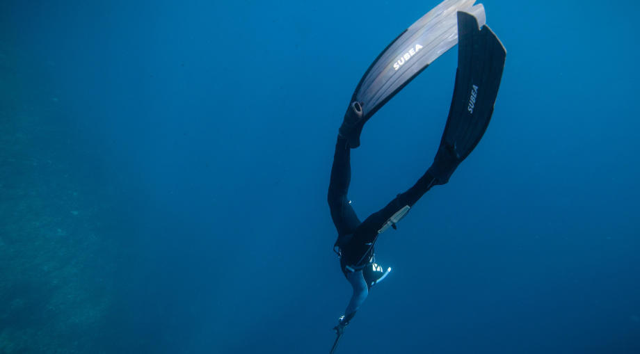 Blue water fishing Subae