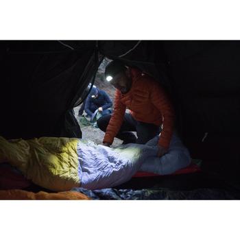Linterna frontal de trekking ONNIGHT 100 roja - 80 lúmenes