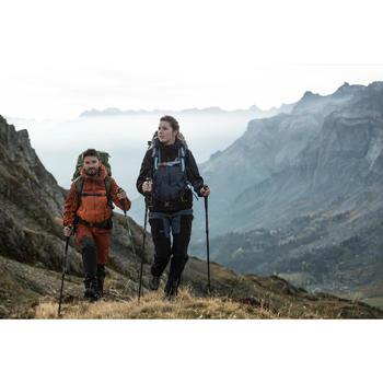 Damesjas voor bergtrekking Trek 500 blauw
