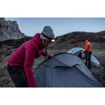 Doudoune trekking montagne TREK 500 femme - 1287481