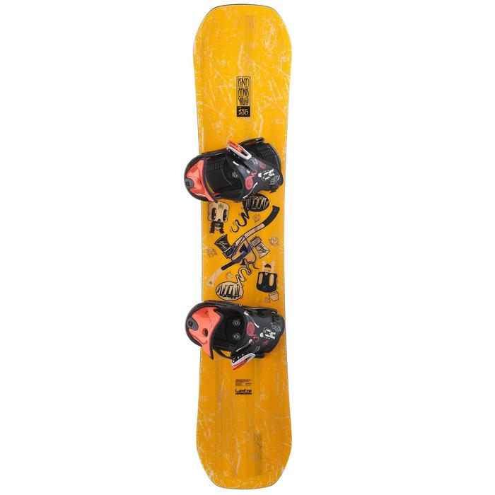 Selbstklebende Antirutsch-Pads für Snowboards