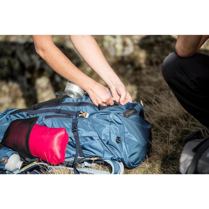 Doudoune trekking montagne TREK 500 femme - 1287557