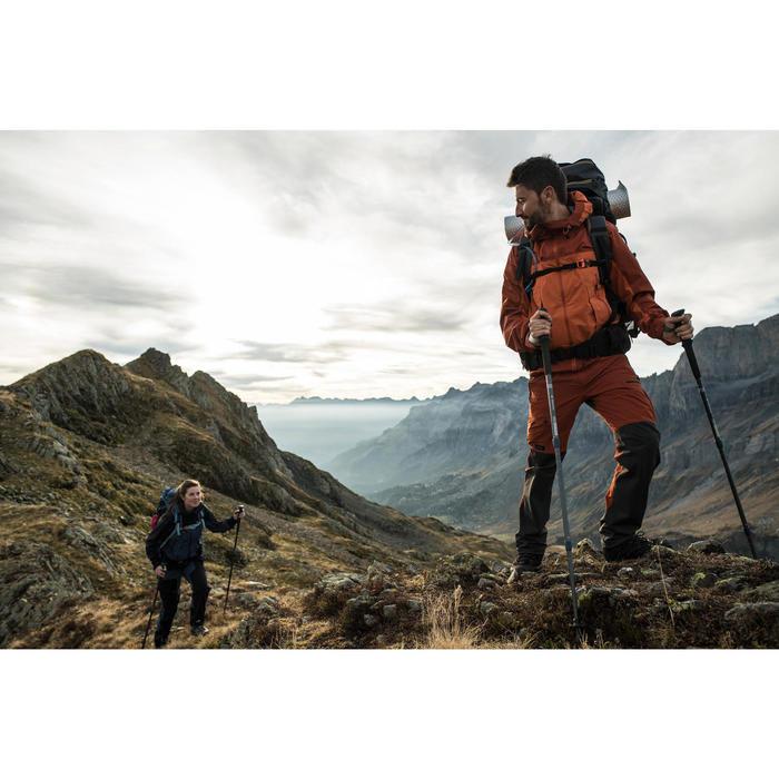 Veste TREKKING montagne TREK 500 homme bleu - 1287569