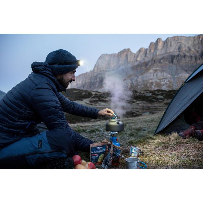Trockenmahlzeit Mountain Food Nudeln und Hühnchen in Currysauce 120g