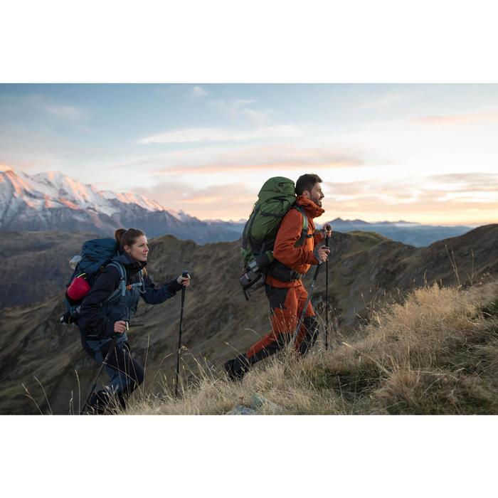 Pantalón trekking montaña TREK 500 hombre azul